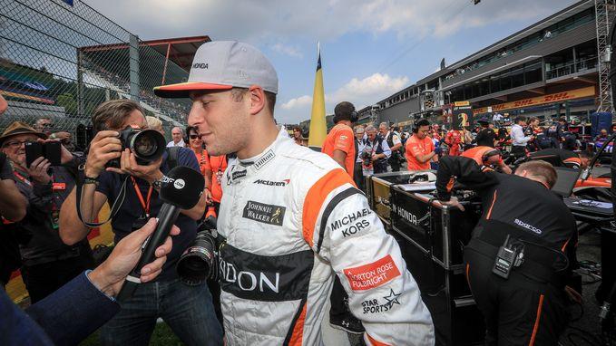 Vandoorne krijgt gridstraf in Monza