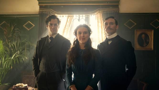 """Netflix aangeklaagd voor 'Enola Holmes'-film: """"Sherlock wordt te sympathiek voorgesteld"""""""