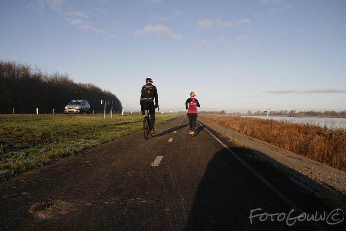 Arenda Könnecke-Scherpenkate verwacht zich te kunnen kwalificeren voor het Nederlands team 100 kilometer.