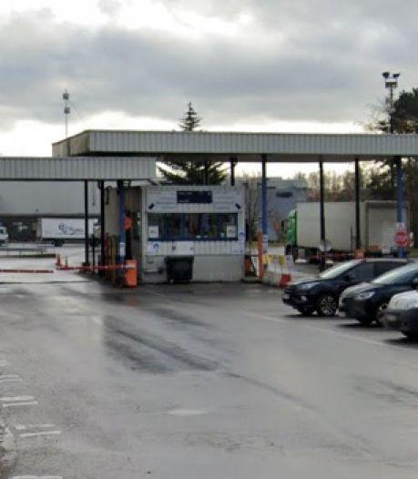 """549 personnes licenciées par la fermeture de Logistics Nivelles: la situation sur place est """"très tendue"""""""