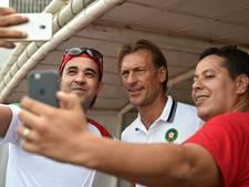 Marokko beloont bondscoach Renard met nieuw contract