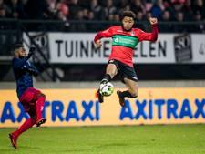 NEC steviger aan kop na zege in topper met Jong Ajax