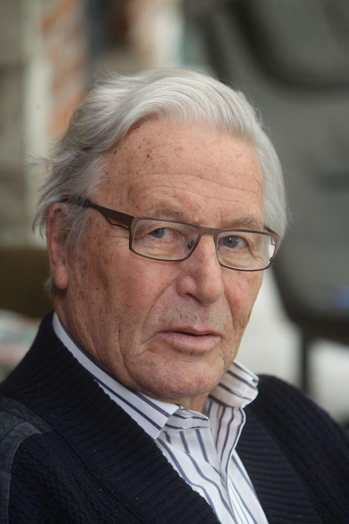Manfred Aebi in 2012.
