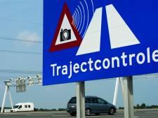 'Hoe reageert trajectcontrole om 19.00 uur op hogere snelheid?'