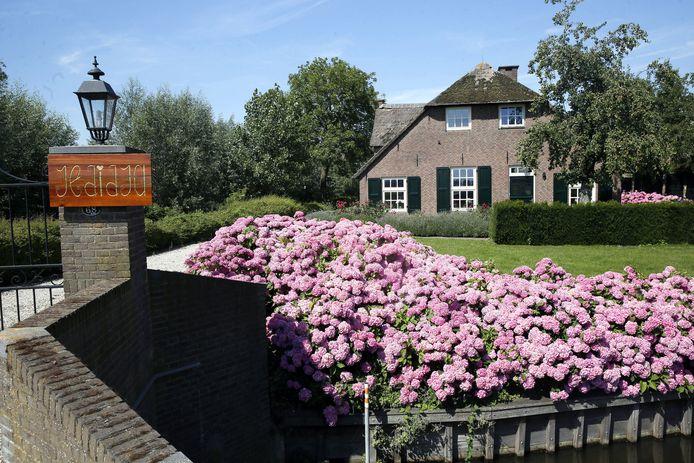 Archieffoto van Hoeve Jedidja in Meerkerk, toen de instelling nog bestond.