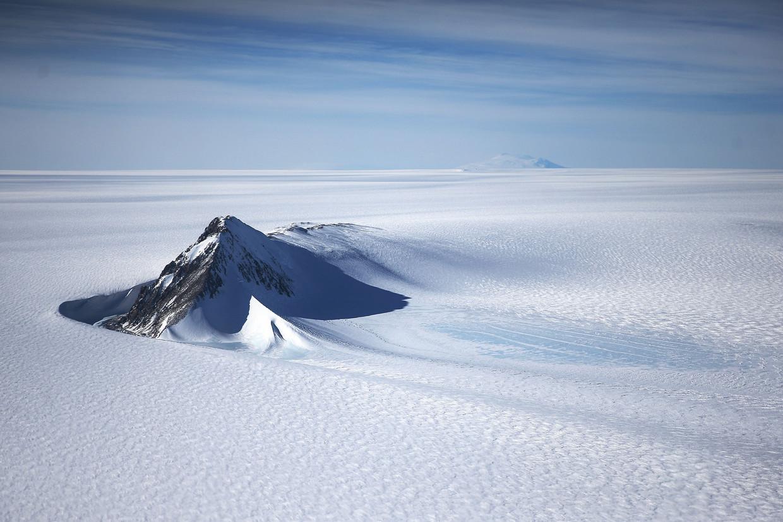 Antarctica in oktober 2016.  Beeld Getty