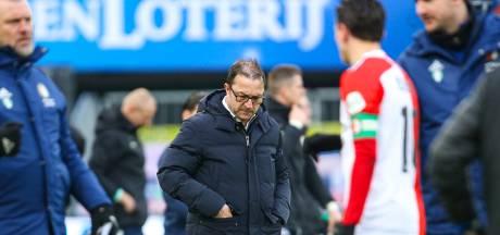 Eén tegengoal en Willem II is in shock: daar valt amper tegenop te coachen