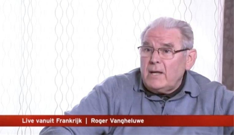 'In 2011 gaf Roger Vangheluwe een interview aan VT4, waarin hij op vergoelijkende toon sprak over zijn zedenfeiten' Beeld