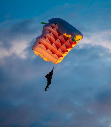 Un parachutiste professionnel décède lors d'un saut à Spa