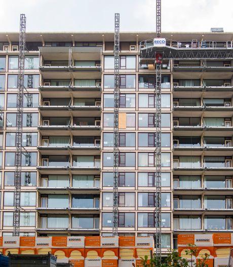 Verzegeling verbroken: Vereniging van Eigenaren van asbestflat moet gemeente Apeldoorn een ton betalen