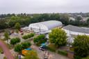Sportcentrum de Leye gaat plaatsmaken voor Beekdal Park.