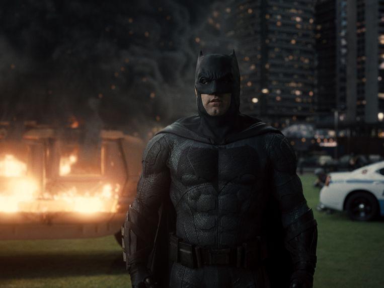 Ben Affleck als Batman. Beeld