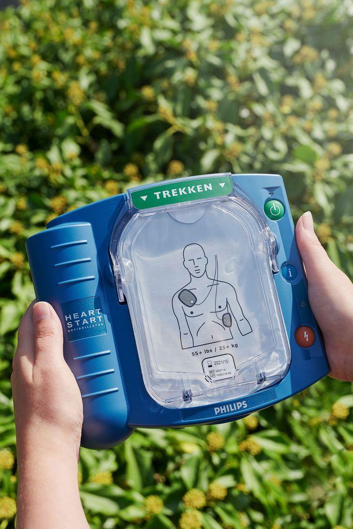 Lifesaver heet het project van Volvo en HartslagNu