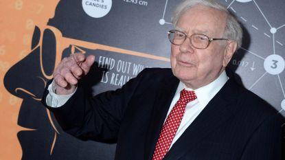 Miljardair Warren Buffett koopt meer Apple-aandelen