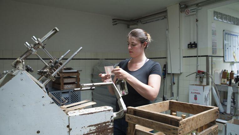 Van Wees' dochter leert het vak al doende Beeld Charlotte Odijk