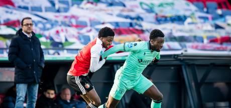Leeroy Owusu: 'Meer muziek in de kleedkamer van Willem II, svp'
