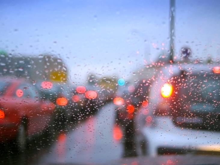 Twee rijstroken A58 tussen Roosendaal en Bergen op Zoom dicht na ongeluk