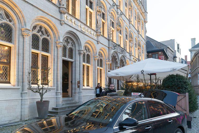 Hotel The Fourth in Leuven. Beeld BELGA