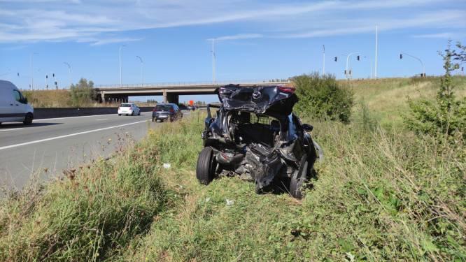 Opnieuw zwaar ongeval in file voor wegenwerken op E403