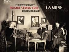 Prisma String Trio doet zijn muze eer aan