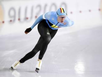 Bart Swings wint testwedstrijd op 3.000 meter in Inzell