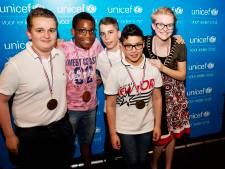 Leerlingen Goudse Coornhert Gymnasium winnen debattoernooi