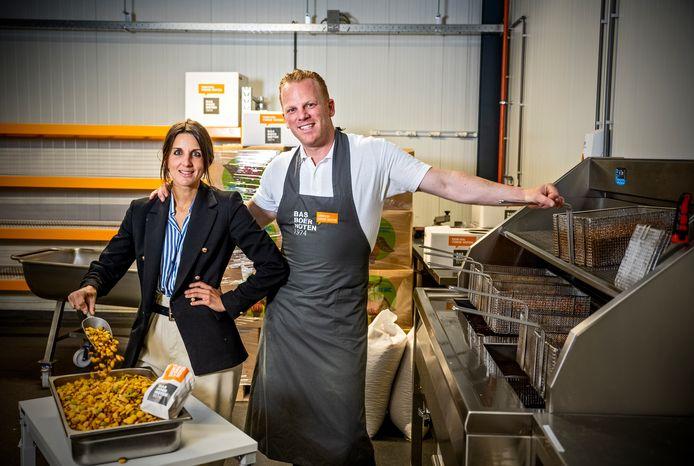 Bastian en Hania Boer waren eerst in andere sectoren actief voordat zij het familiebedrijf inrolden.