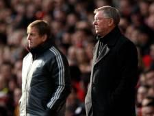 Ferguson feliciteert Liverpool-icoon Dalglish met titel: 'Zo doen wij dat'