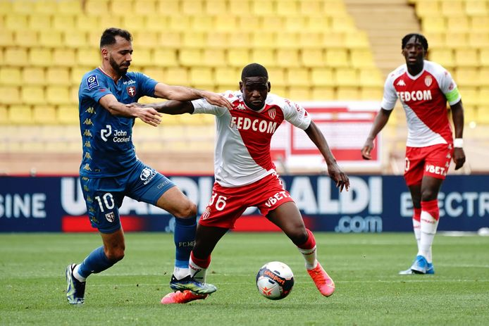 Trois mois après sa dernière apparition en Ligue 1, Eliot Matazo a livré une excellente rencontre contre le FC Metz.