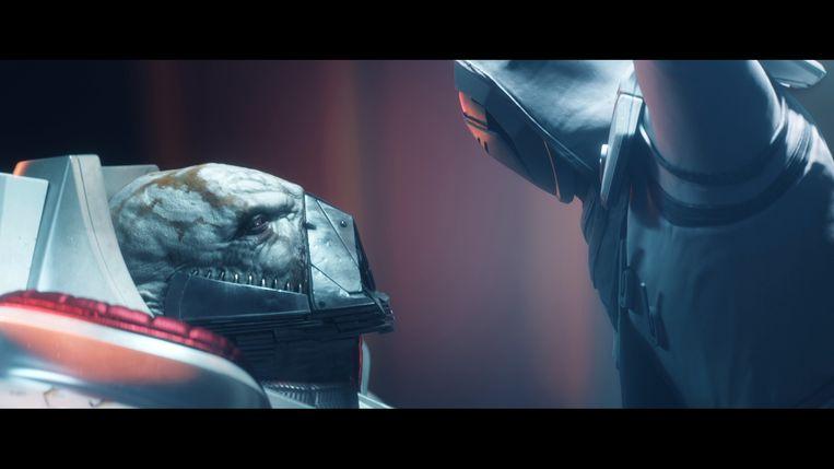 Het videospel zal zijn ware kracht pas binnen enkele maanden laten zien, wanneer de meerspeleractie in volle pas is.  Beeld rv