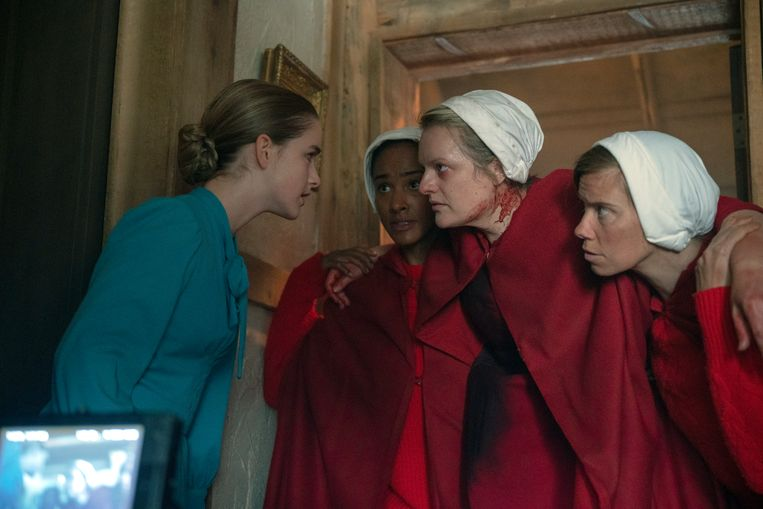 The Handmaid's Tale, seizoen 4. Beeld RTL