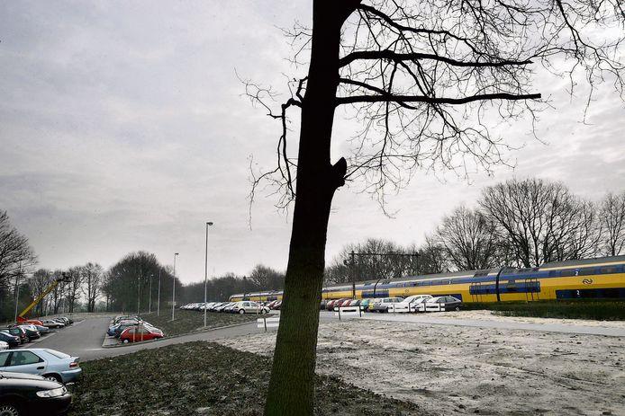 Station Veenendaal-De Klomp.