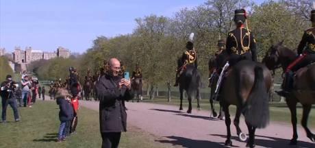 LIVE: Uitvaart van prins Philip