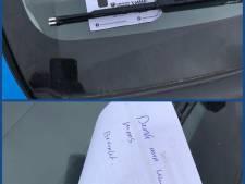 Geen bon voor foutparkeerders Lowlands dankzij protestactie politie
