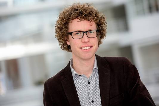 PvdA-fractieleider Martijn Balster.
