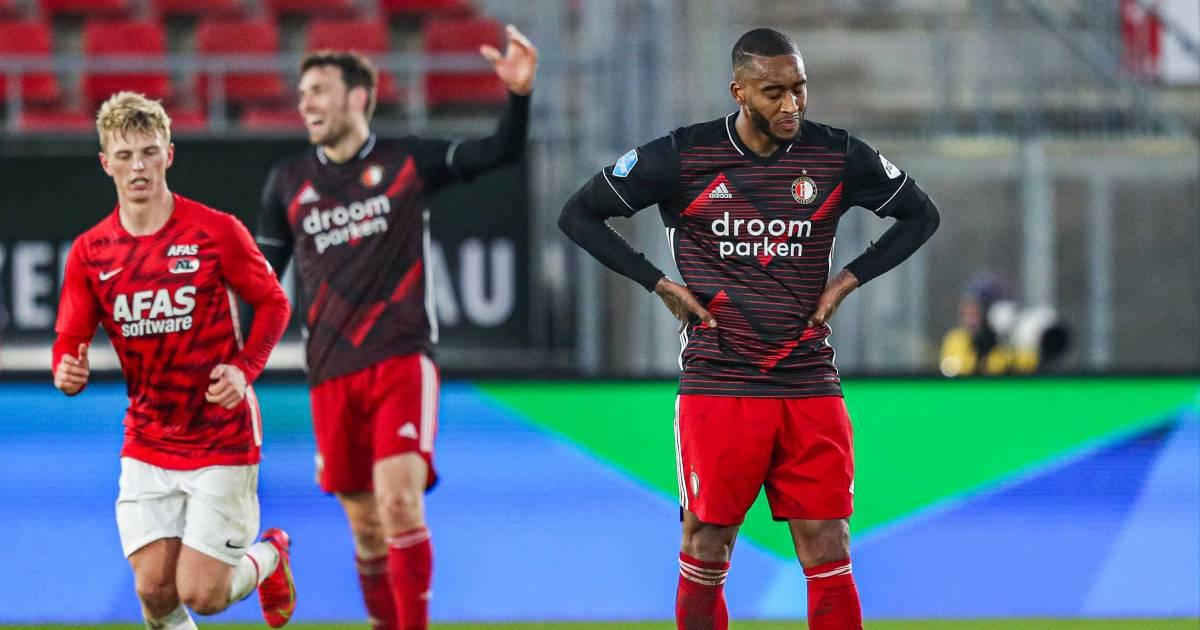 Is dit Feyenoord nog wel in staat tot een ijzersterke eindsprint? - AD.nl