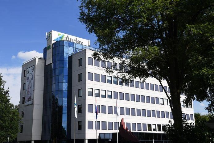 Het gebouw van Audax in Gilze is afgevallen als centrale huisvesting voor ambtenaren van Alphen-Chaam, Baarle-Nassau en Gilze-Rijen.