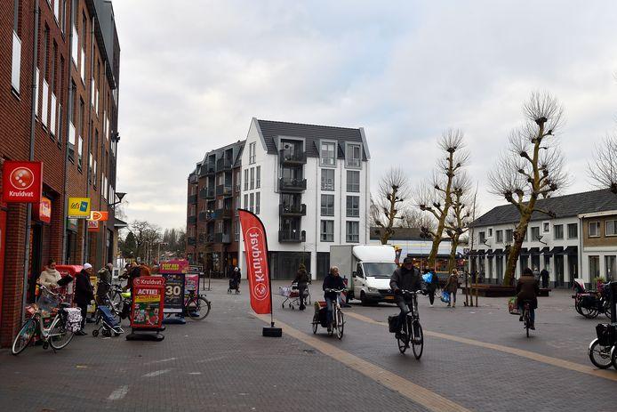 Winkelcentrum De Biezenkamp.