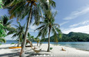 het eiland blijkt ook nog eens bij een van de mooiste snorkellocaties in de Filipijnen te liggen.