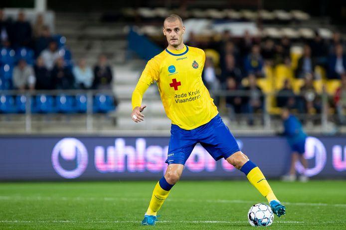 Waasland-Beveren-speler Vukotic.