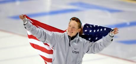 Olympisch kampioene Chris Witty schaatste met vreselijk geheim