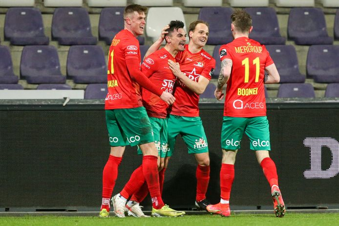 Mag KV Oostende straks juichen in de strijd om PO1?