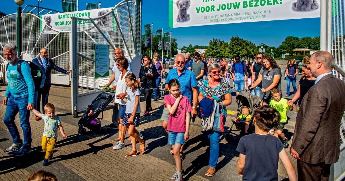 Blijdorp-bezoekers pas op: fraudeurs kunnen je geld aftroggelen na datalek - AD.nl