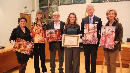 Europese erkenning voor Katti Borré
