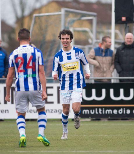 Mo Bendadi tekent voor één seizoen bij Sportlust'46 uit Woerden