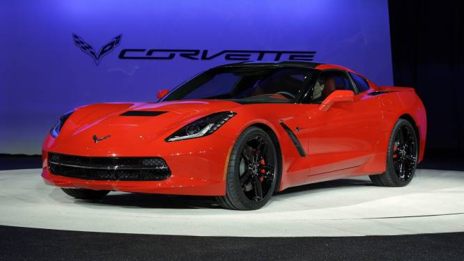 Alweer auto gehackt: smartphone kan remmen van Corvette uitschakelen