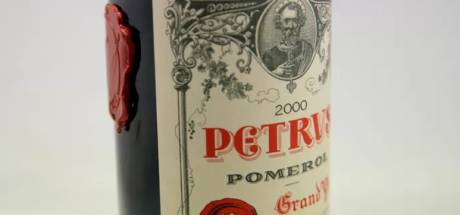 Une bouteille de vin français revenue de l'espace estimée un million de dollars