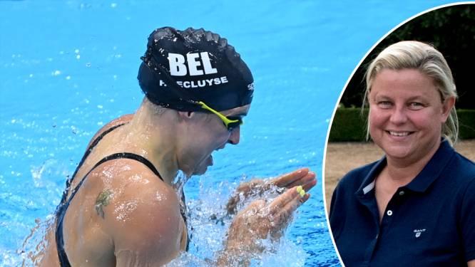"""Brigitte Becue verheugd met opvolgster Lecluyse in olympische schoolfinale: """"Voor Fanny is deze prestatie een negen op tien"""""""
