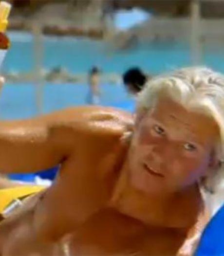 Bestuurders in gele zwembroeken, nee ik kijk liever naar 'onze jongens' in het oranje