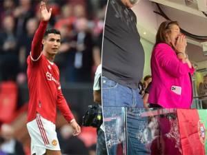 Un retour, un doublé et des larmes: l'émotion de la mère de Cristiano Ronaldo à Old Trafford